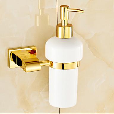Soap Dispenser Contemporary Brass 1 pc - Bathroom