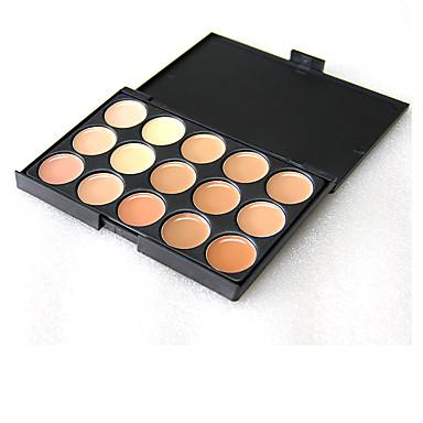 12 Lidschattenpalette Trocken Nass Matt Schimmer Lidschatten-Palette Creme Alltag Make-up Halloween Make-up Party Make-up Feen Makeup