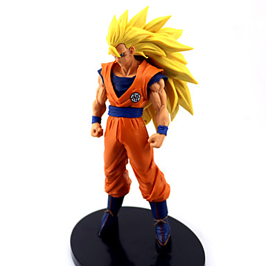 Il Prezzo Più Economico Figure Anime Azione Ispirato Da Dragon Ball Goku Anime Accessori Cosplay Figura Pvc Costumi Halloween #05483101 Servizio Durevole