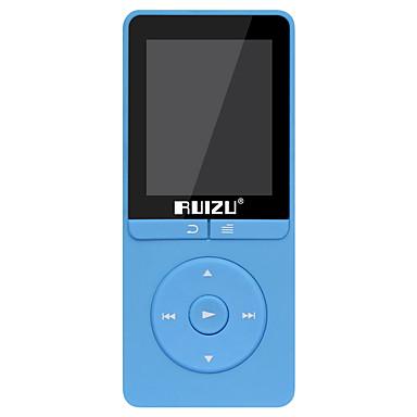 RUIZU MP3/MP4 MP3 WMA WAV FLAC APE Batterie Li-ion rechargeable