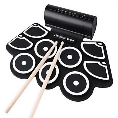 die Silikon-Hand-Rolltrommeln Drumkit usb elektronische Drum