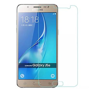 Näytönsuojat Samsung Galaxy varten J5 (2016) Karkaistu lasi 1 kpl Näytönsuoja Ultraohut 9H kovuus Teräväpiirto (HD)