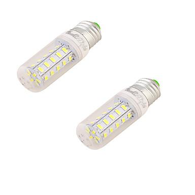 E26/E27 LED-maissilamput T 24 ledit SMD 5730 Koristeltu Lämmin valkoinen 150lm 3000K AC 220-240V