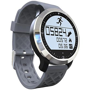 Reloj elegante para iOS / Android Monitor de Pulso Cardiaco / Calorías Quemadas / Pantalla Táctil / Resistente al Agua / Podómetros Recordatorio de Llamadas / Seguimiento del Sueño / Recordatorio