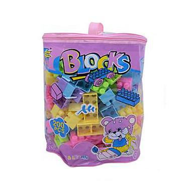 Bausteine Bildungsspielsachen Spielzeuge Quadratisch Neuartige Jungen Mädchen 1 Stücke