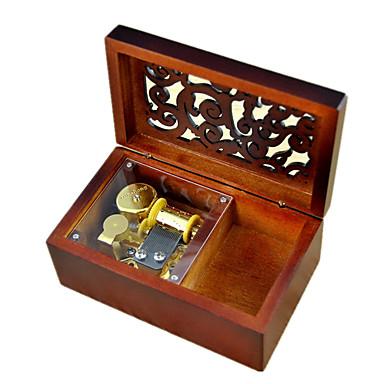 الصندوق الموسيقي لعبة الريح فونوغراف حلو خاص إبداعي الصوت حداثة للأطفال للبالغين هدية صبيان فتيات هدية