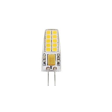 3W 280-300lm G4 Luminárias de LED  Duplo-Pin T 20 Contas LED SMD 2835 Impermeável Decorativa Branco Quente Branco Frio 12V