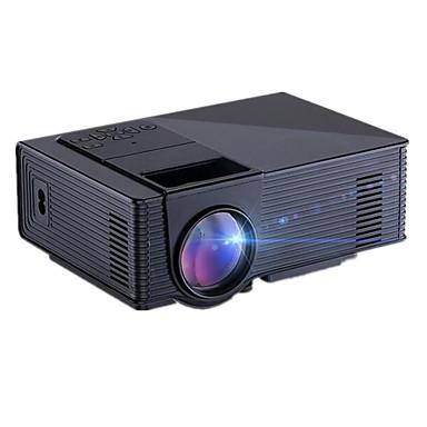 CH122 LCD Hjemmebiografprojektor 1500LM lm Support 1080P (1920x1080) 30''-100'' Tommer Skærm