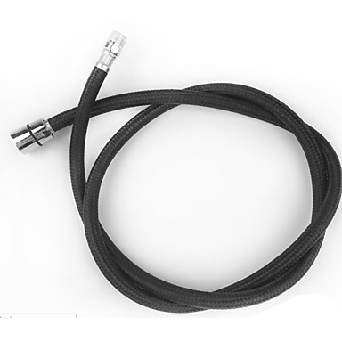 Kran tilbehør - Overlegen kvalitet - Moderne Nylon Vann Intel Supply Slange - Bli ferdig - Nylon