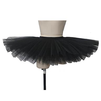 Ballett Balletröckchen und Röcke Damen Kinder Vorstellung Baumwolle Tüll Lycra 1 Stück Tutus