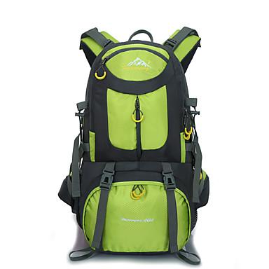 50 L Rucksack Camping & Wandern Jagd Klettern Freizeit Sport Radsport / Fahhrad Reisen Schule Feuchtigkeitsundurchlässig Wasserdicht