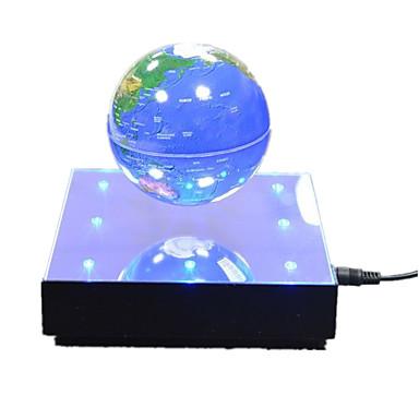 Flytende Globe Kreativ Magnetisk levitasjon Gutt Jente 1 pcs Deler ABS Leketøy Gave