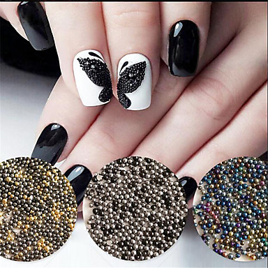 1 pcs Nail Smykker Nail Art Design Glitters / Mote Daglig