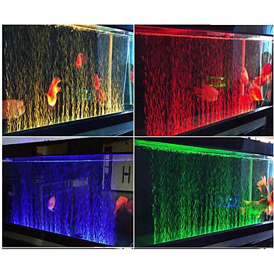 À Aquarium Couleurs Eclairage Led Plusieurs Lampe Télécommande Rjq354LA