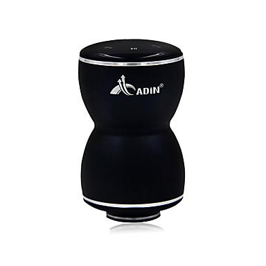KK5 屋外 ミニ パータブル サラウンド音響 NFC Bultの-マイク ブルートゥース 4.0 USB ワイヤレスBluetoothスピーカー ブラック
