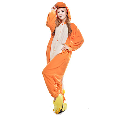 Kigurumi Pajamas Dragon Onesie Pajamas Costume Polar Fleece Cosplay For Adults' Animal Sleepwear Cartoon Halloween Festival / Holiday