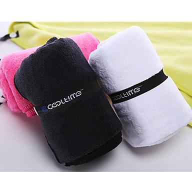 Frischer Stil Yoga Handtuch, Solide Gehobene Qualität 100% Mikrofaser Gestrickt Handtuch
