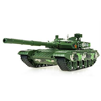 KDW Tank Leketrucker og byggebiler Lekebiler Modellsett Metallisk Plast ABS Gutt Leketøy Gave