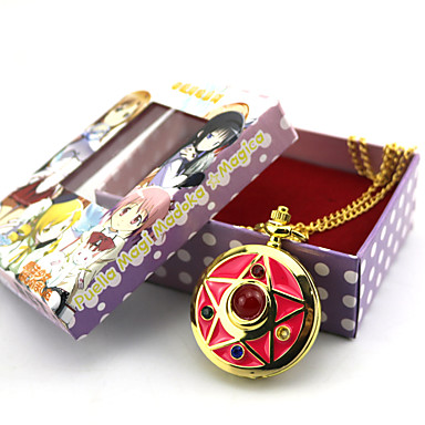 Relógio Inspirado por Sailor Moon Sailor Moon Anime Acessórios para Cosplay Relógio Liga Mulheres