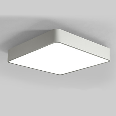 OYLYW Moderne / Nutidig Takplafond Omgivelseslys - Mini Stil, 110-120V / 220-240V, Varm Hvit / Hvit, LED lyskilde inkludert
