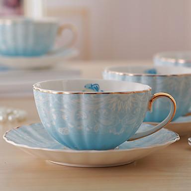 Intelligente Bicchieri Ceramica Coppe - Coppe Innovative - Tazze Di Tè Dono Fidanzato 1 Pcs #05556003 Pacchetti Alla Moda E Attraenti