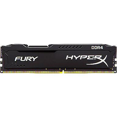 Kingston RAM 8GB DDR4 2400MHz Memória de desktop