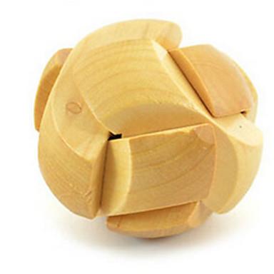 أحجار البناء مكعبات سحرية كرات كرة القدم اختبار الذكاء خشبي صبيان فتيات ألعاب هدية