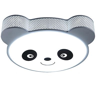 Ecolight™ Takplafond Omgivelseslys - LED, 220-240V, Varm Hvit / Hvit, LED lyskilde inkludert / 10-15㎡ / Integrert LED