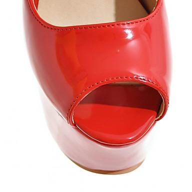 Nouveauté Chaussures Polyuréthane Chaussures Printemps Femme Hiver Automne Confort à Synthétique 05553816 Similicuir Lumineuses Eté Chaussures q7nfCvna