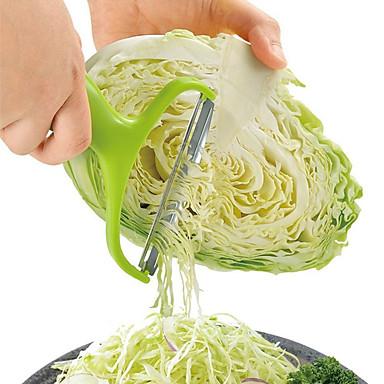 Herramientas de cocina El plastico Cocina creativa Gadget Pelador y del rallador Para utensilios de cocina 1pc