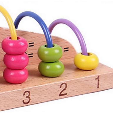 Pedagogisk leke Originale Tre 1pcs Deler Gutt Barne Gave