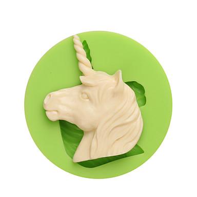 Dekorasjonsverktøy Dyr spirende For Godteri Is Sjokolade For Småkake Til Småkake Kake Annen Silikon Økovennlig GDS Høy kvalitet 3D Ferie