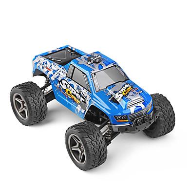 Carro com CR WL Toys 12402 2.4G 4WD Alta Velocidade Drift Car Off Road Car Carro Jipe (Fora de Estrada) 1:12 Electrico Escovado 45 KM / H