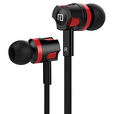 langsdom Langsdom JM26 I øret Med ledning Hodetelefoner dynamisk Plast Mobiltelefon øretelefon Med mikrofon Headset