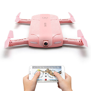 RC Drone JJRC H37 4CH 6 Axis 2.4G With 1080P HD Camera RC Quadcopter FPV LED Lighting One Key To Auto-Return Auto-Takeoff Headless Mode