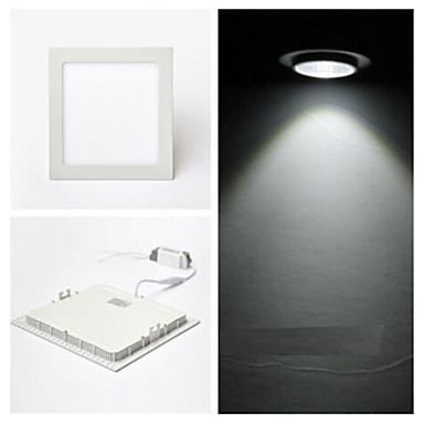 900lm Instrumententafel-Leuchten Deckenleuchten Eingebauter Retrofit 60pcs LED-Perlen SMD 2835 Kühles Weiß 85-265V