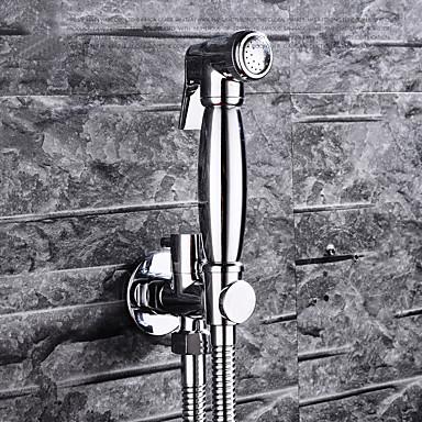 Vintage Hånddusj Krom Trekk - Økovennlig, dusjhode