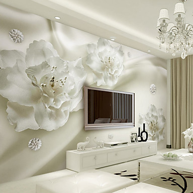 Art deco wallpaper for home wall covering canvas adhesive for Art deco wallpaper mural