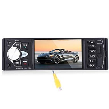 4022d 4,1 tommers bil mp5 spiller med fjernkontroll kamera bluetooth tft-skjerm stereolyd FM-stasjon auto video