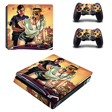 B-SKIN PS4 slim Klistremerke - PS4 Slim Originale #