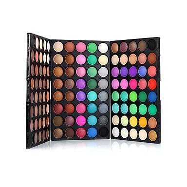 120 farger Øyenskygger / Eye Shadow / Pudder Øye Hverdagssminke Sminke kosmetisk