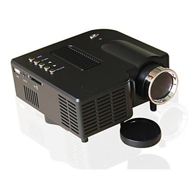 رخيصةأون أجهزة بروجيكتور-UNIC LCD LED جهاز إسقاط 500 lm الدعم 1080P (1920x1080) 10-100 بوصة / 4:3 و 16:9 / QVGA (320x240) / ±15°