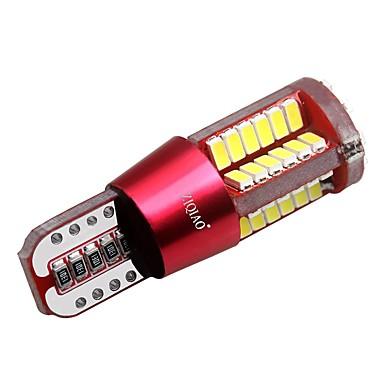 ZIQIAO Bil Elpærer LED interiør Lights