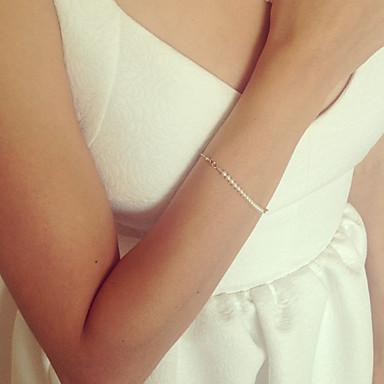abordables Bracelet-Chaînes Bracelets Perle Etoile Bohème Bijoux Movie Bracelet Bijoux Dorée pour Regalos de Navidad Mariage Soirée Anniversaire Fiançailles