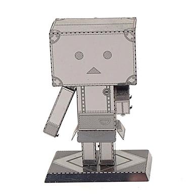 voordelige 3D-puzzels-3D-puzzels Legpuzzel Metalen puzzels Robot Creatief Cool DHZ Klassiek & Tijdloos Elegant & Luxe Speciaal Speeltjes Geschenk