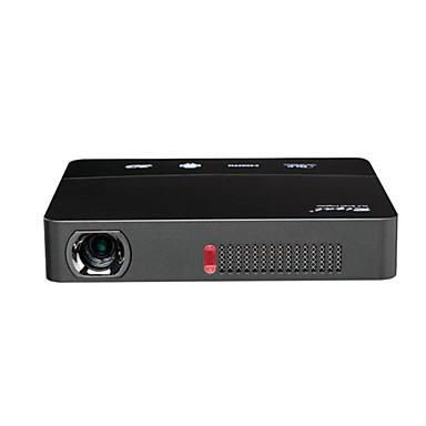 RD-601 DLP Hjemmekinoprojektor LED Projektor 2500 lm Android 4.4 Brukerstøtte WXGA (1280x800) 20-200 tommers Skjerm