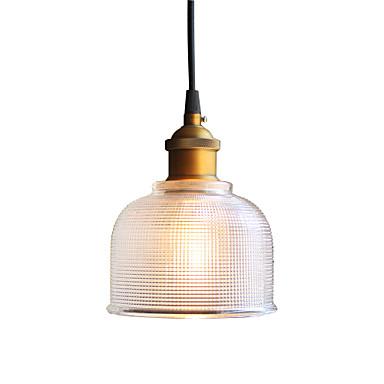 tigela Luzes Pingente Luz Ambiente - Estilo Mini, Regulável, 110-120V / 220-240V Lâmpada Não Incluída / 5-10㎡ / E26 / E27