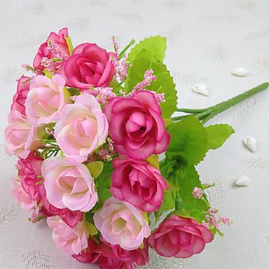 인공 꽃 2 분기 현대적인 스타일 장미 테이블  플라워