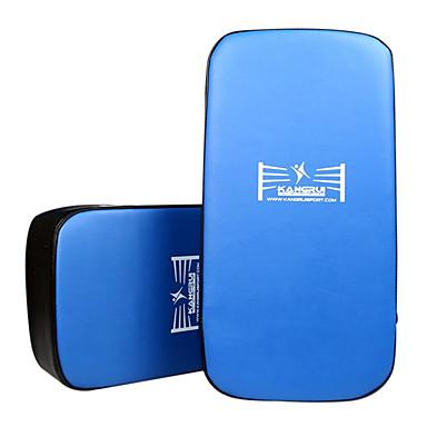 per Boxe Kick Boxing Karate Taekwondo Arti marziali miste (MMA) Indossabile Protettivo Blu