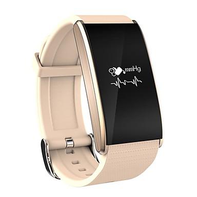 Pulseira inteligente YYDM8 for iOS / Android / iPhone satélite / Tela de toque / Monitor de Batimento Cardíaco Monitor de Atividade /